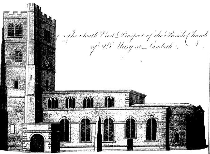 St.Mary at Lambeth