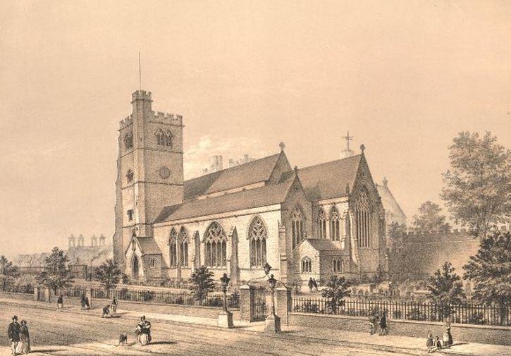 St Mary at Lambeth