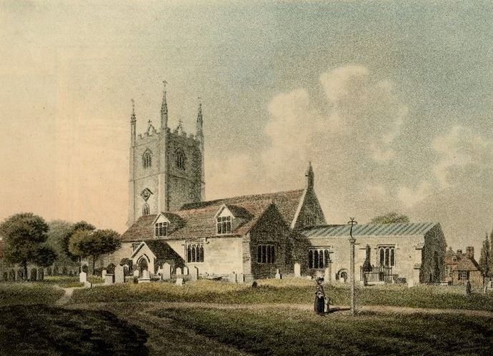 St. Mary the Virgin, Reading