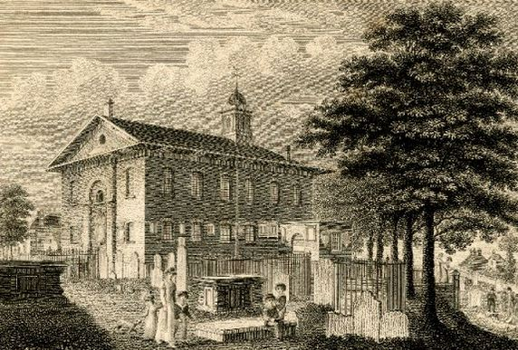 St. Paul's Chapel, Clapham Common
