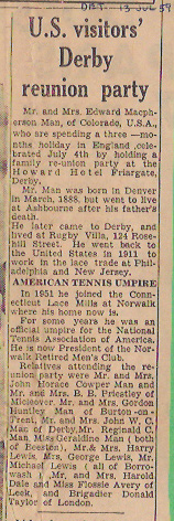 Article from the Derby Evening Telegraph, 13 July, 1959
