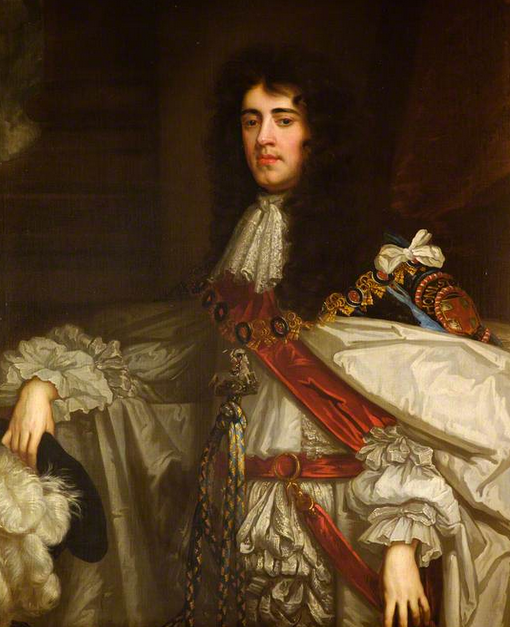 James Crofts, also known as the Duke of Monmouth