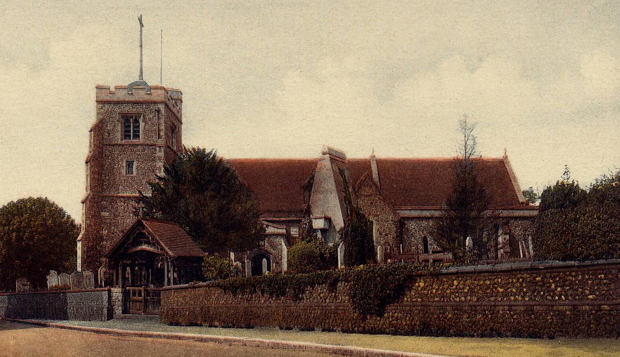 St. John the Baptist Church, Pinner