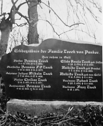 The Loeck Family Grave