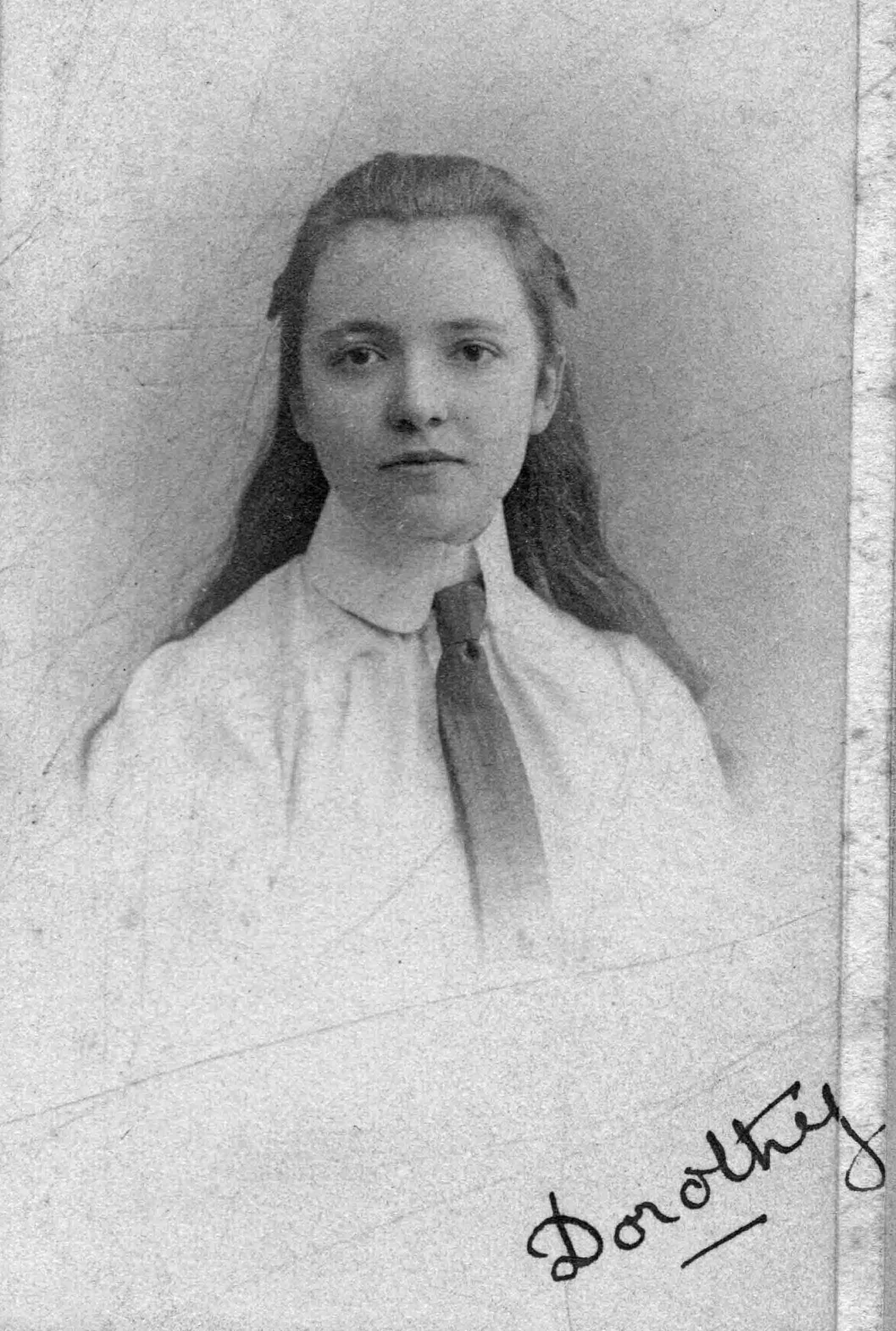 Dorothy Stuart Man