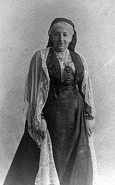 Elizabeth (Matthews) Harris