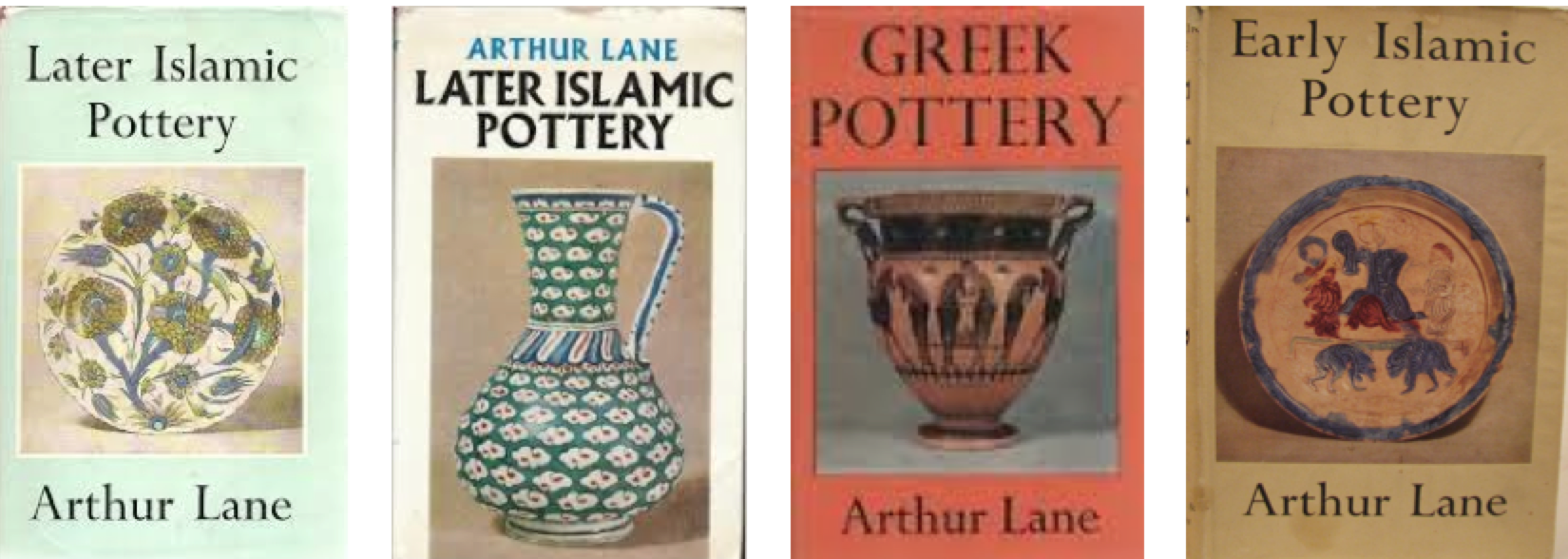 Some of Arthur's books