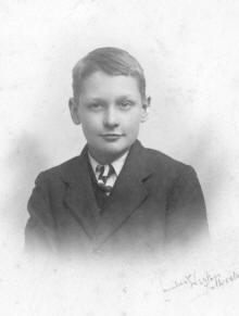 John Henry Garnet Man