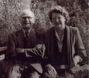 Cecil Reis and Dorothy Melton