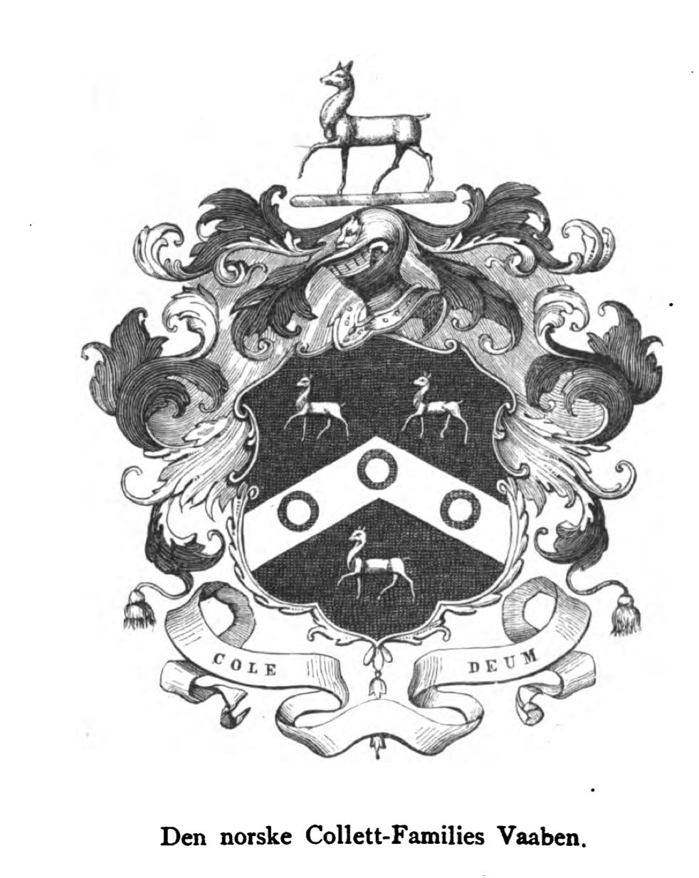 Collett Family Shield