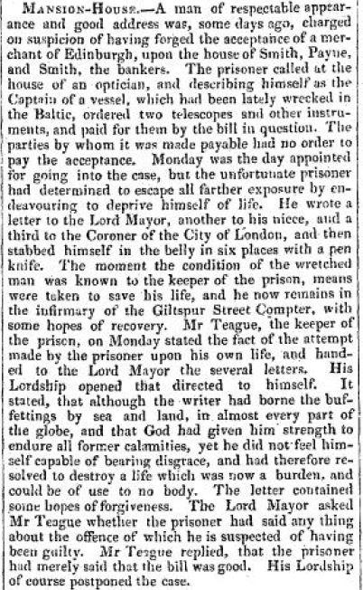 Caledonian Mercury, February 13 1826
