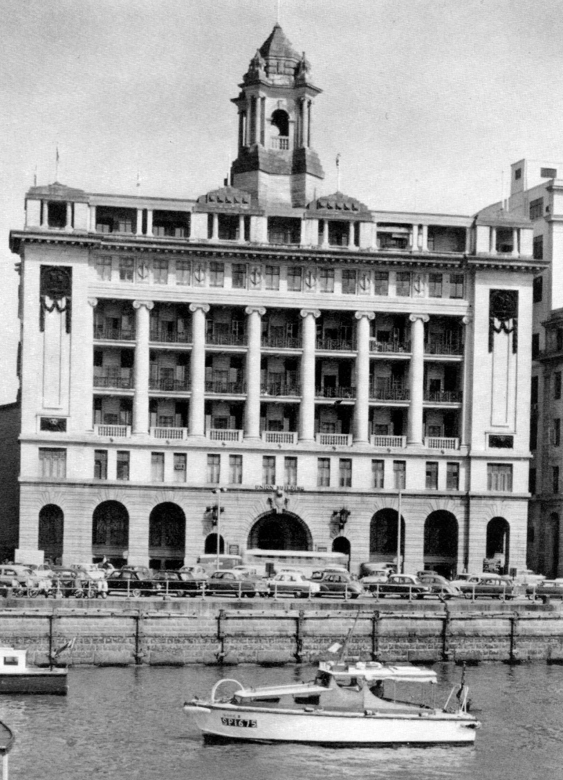 Union Building, Singapore, Boustead & Co's Headquarters and Company launch