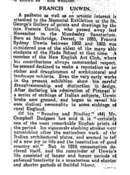 The Sunday Times 31 January 1926