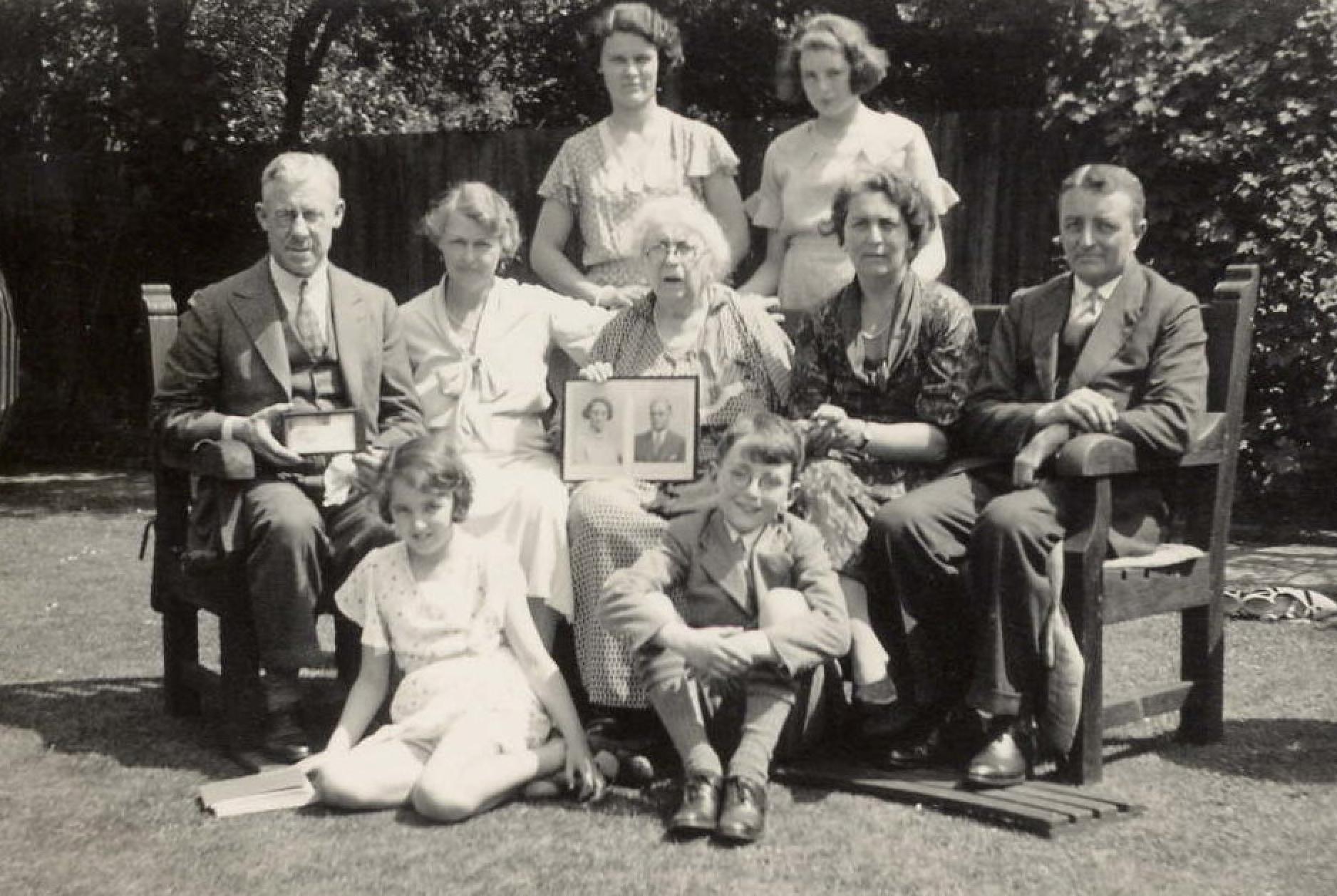 Marshall Family 1935B