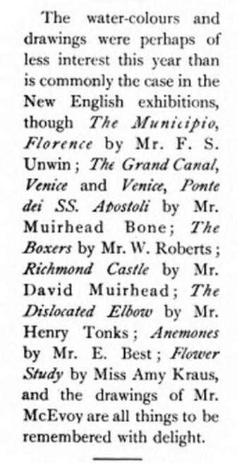 The Studio International, Vol. 62, 1914