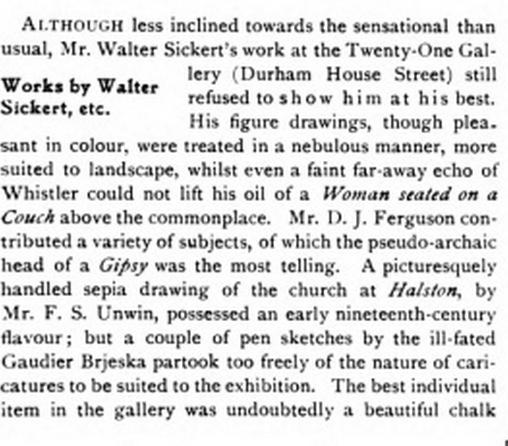 The Connoisseur, Vol. 55 1919