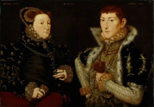 Mary Nevill and Her Son_NPG_6855_large