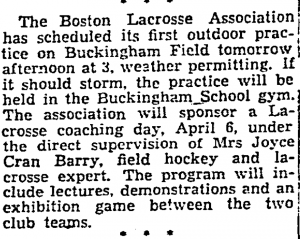 Cran Barry Boston Globe March 23 1935