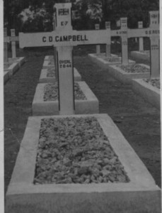 Colin Campbell's grave
