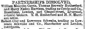 Liverpool Mercury Monday, November 19, 1888