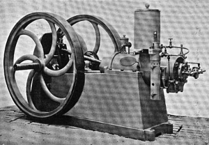 Stanfield's Gas Engine