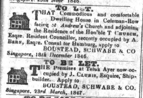 Boustead Advertisement