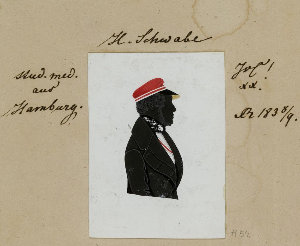 Herman Heinrich Schwabe