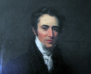 Portrait of James Collett Ebden