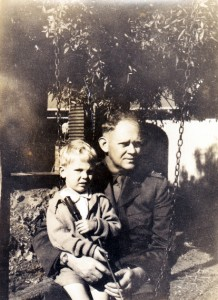 Malcolm and son John Brooke2
