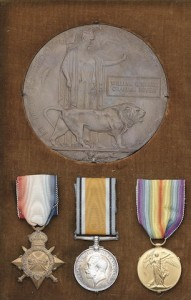Nivern medals from WWI