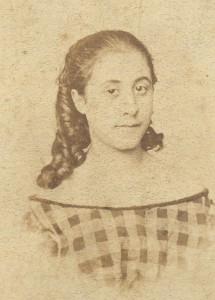harriet Reis daughter of Jonas and marian