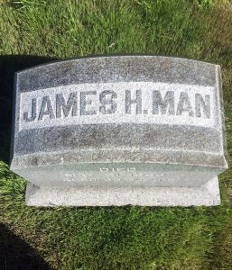 James Henry Man Grave5